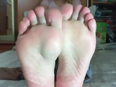 Sexy Feetfetish Soles 2