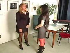 Boss, Bitch, Bondage, Boss, Femdom, Office