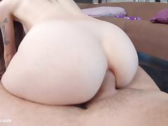 Ass Traffic - Misha Cross gets gonzo style anal sex