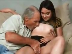 Dad Almost Catches Her Fucking uncle !
