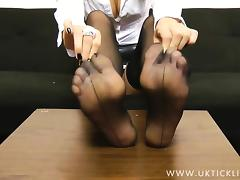 Jolies Ideal Feet In Stockings