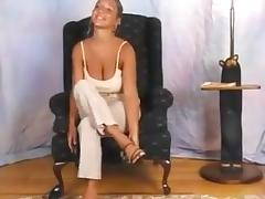 Christina marie hopkins-christina model bare boob dance