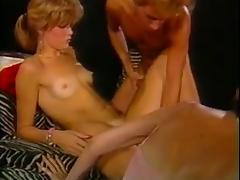 Gloria Leonard and Stacey Donovan