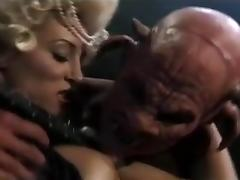 Jill Kelly fucked by Satan
