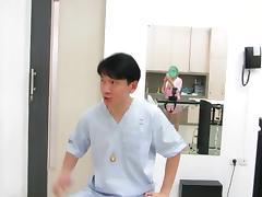 Japonesa Sexy no Consultorio