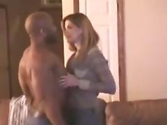 Couple brings home a black man 2