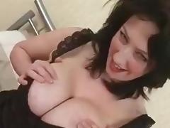 British, Big Tits, British, Brunette, Masturbation, Mature