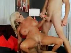 YOUNG MEAT FOR HORNY GRANNY#6 -B$R