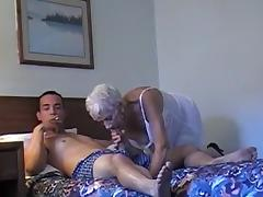 Old Woman, Blonde, Granny, Hardcore, Mature, Old