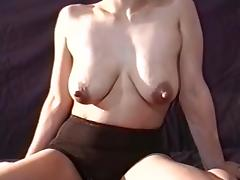 Risa - Japanese Big Nipples
