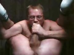 HIS OWN HARD COCKS AND SWEET CUM REWARDS FOR HARRI LEHTINEN!
