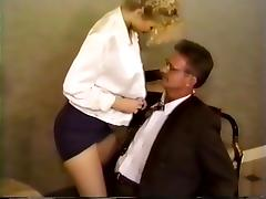 90s Office Sex Scene
