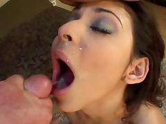 All, Anal, Blowjob, Brunette, Latina, Outdoor