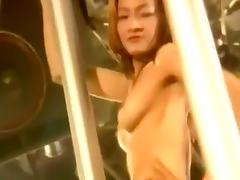 hot Taiwanese girl nude dance part 1