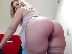 Crazy Amateur video with Solo, Ass scenes