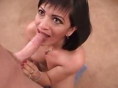 Fabulous pornstar in amazing blowjob adult video