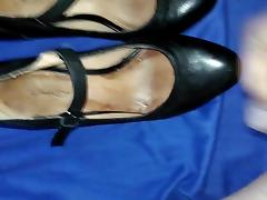 Sweet feet pumps und nylons
