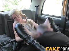 Amazing blonde Jasmine with natural tits gets railed hard