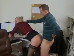 Boss, Blowjob, Boss, German, Hardcore, Naughty