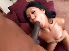 Fabulous Amateur video with Interracial, Anal scenes