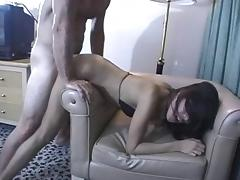 Crazy pornstar in exotic cumshots, amateur sex video