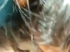 Mexican Gf Gives Head & Swallows A Mouthful