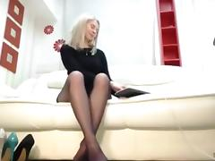 Emma brooks pantyhose chill