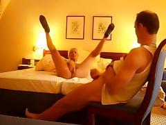 Hotel, Amateur, Big Tits, Blonde, German, Hotel