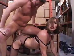 Crazy pornstar Julie Night in exotic cunnilingus, fetish sex movie