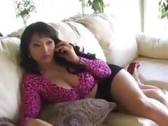Asian milf and daughter fucked