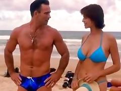 Catherine Bell that bikini