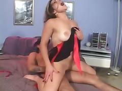 Hottest pornstar Isabella Stanza in incredible anal, latina xxx video