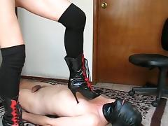 Hottest Homemade video with Fetish, Bondage scenes