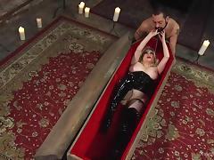 Corset, BDSM, Big Tits, Blonde, Corset, Facesitting