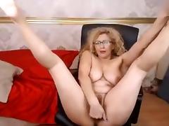 Fabulous Amateur video with Solo, Blonde scenes