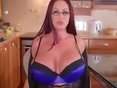 Big tits milf sex and cumshot