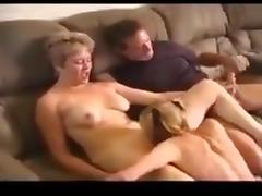 STP5 Sweet Teen Enjoys A Fuck With Older Couple !