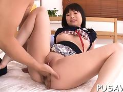 Doggystyle, Asian, Bitch, Blowjob, Cunt, Doggystyle
