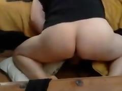 Me fucking my big daddy ass