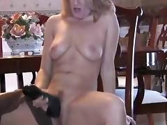 Exotic Homemade movie with Toys, Strip scenes