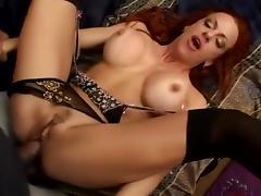 Best pornstar Shannon Kelly in crazy big tits, milfs sex video