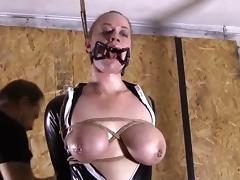 Bondage, BDSM, Bondage, Bound, Latex, Teen