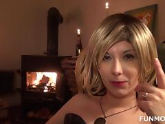 Blowjob, Blonde, Blowjob, Crossdresser, Fetish