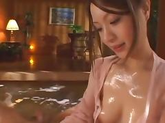 Horny Japanese whore in Fabulous Small Tits, Showers JAV video