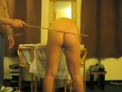 Crazy Amateur video with Spanking, Big Tits scenes