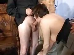 Incredible Amateur video with Brunette, Stockings scenes