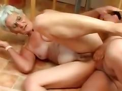 Amazing Amateur clip with Anal, Young/Old scenes