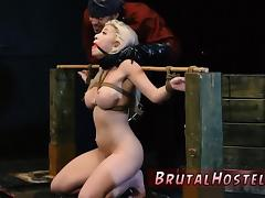 Old and Young, BDSM, Blonde, Blowjob, Cute, Dirty