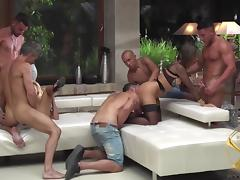 All, Big Tits, Deepthroat, Gangbang, Group, MILF