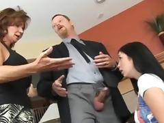 Mom and Boy, 18 19 Teens, Blowjob, Ffm, Friend, Girlfriend
